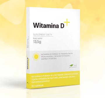 Witamina D +
