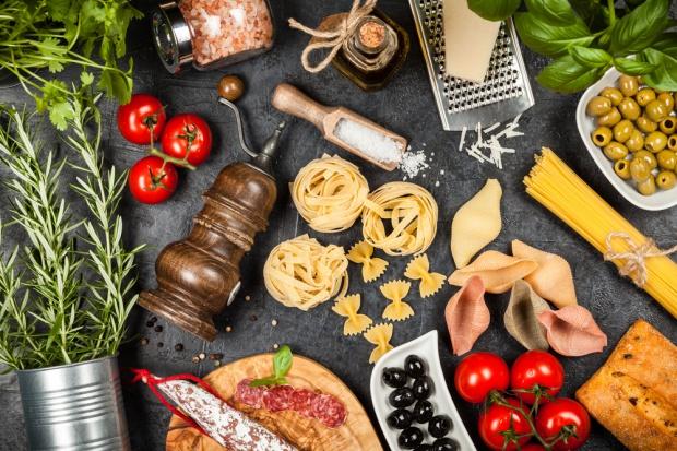 kuchnia włoska, przepisy i dania