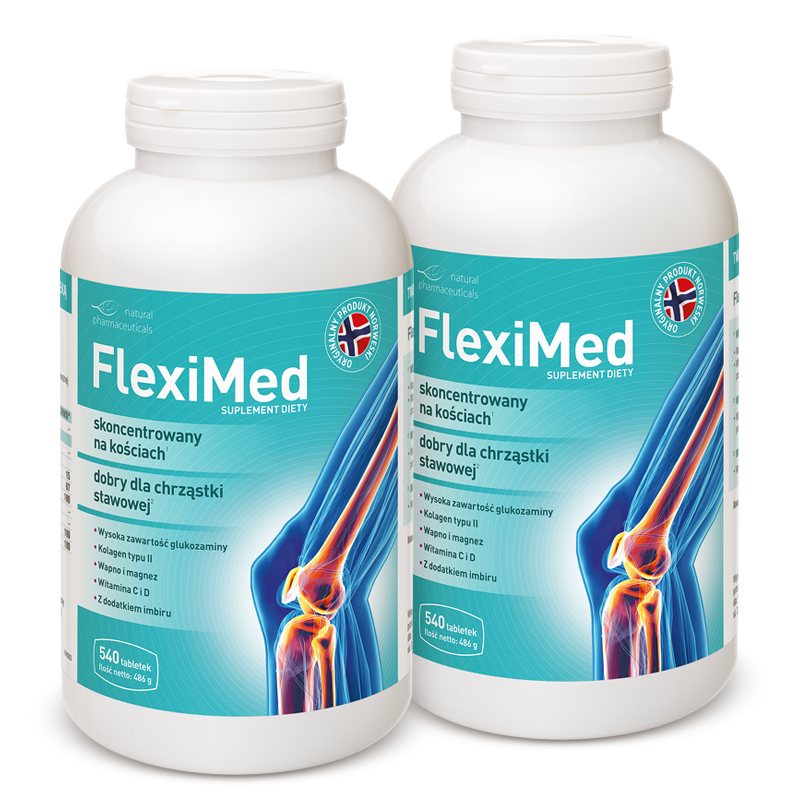 FlexiMed | Natural Pharmaceuticals